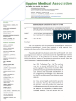 Memo 006 PMA on Professional and Business Taxes