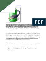 Cara kalibrasi baterai laptop secara manual.docx
