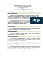 D-TD TG Module4 Structural Layout & Details
