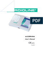 Cardioline ar1200view - User manual.pdf
