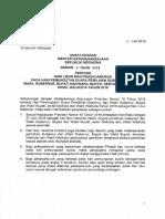 PP NO 74 2014 Tentang Angkutan Jalan
