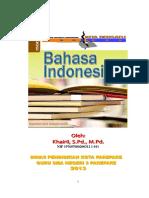 Modul Bhs Indonesia Khairil