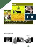 Profil Organisasi Gerakan Kebangkitan Petani Jawa Tengah