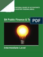 Public Finance and Taxation - 1 Nbaa Cpa-1