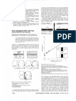 2002 Electrical Charcteristics of FinFET With Vertically Nonuniform Source Drain Doping Profile