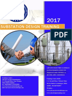 Substation Desing Training Syllabus