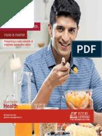 Individual Health Insurance Plans From Future Generali-eBrochure