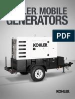 KOHLER Mobile Generator