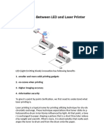 Difference Between LED and Laser Printer