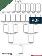 Monte sua árvore genealogica até a 5 Geração