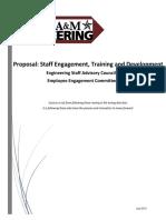 Employee Engagement Proposal
