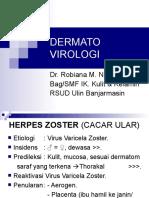 Dermatovirologi