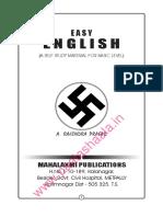Basic English Grammar Through Telugu