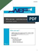 AWEP Presentation Intro18_19