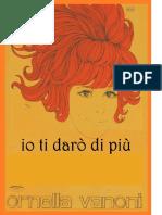 Io Ti Daro' Di Piu' - Ornella Vanoni