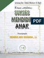 SUKSES MENDIDIK ANAK.pdf