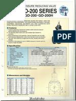 GD 200 Catalog