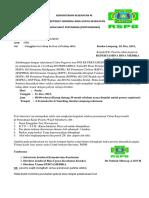 Surat Panggilan Test Pt.rspb,Lampung