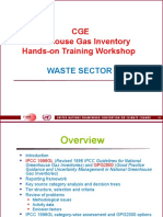 Waste Sector