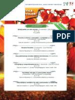 Tematica expoziţiilor organizate în luna noiembrie de Biblioteca Ştiinţifică USARB
