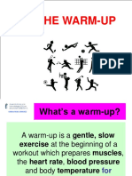 Presentation Warm Up