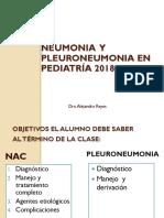 Nac y Pleuroneumonia Alumnos 2018