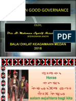 1. Sakip Dan Good Governance