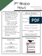 newsletter 11-13 wallis hyatt pal