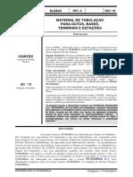 NBR 13532-Elaboração de Projetos de Edificações-Arquitetura