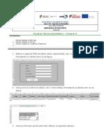 Ficha nº9 - Excel