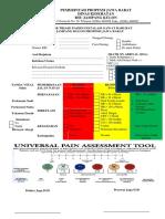 Formulir Triase IGD