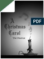Christmas Carol - 2012 Script(1)
