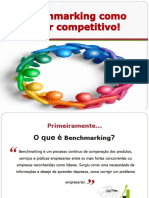 Benchmarking como Fator Competitivo