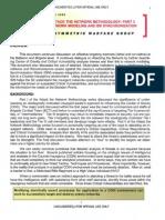 "Asymmetric Warfare Group ""Attack the Network"" Counterinsurgency Methodology"
