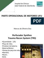 Parte Operacional de Motores