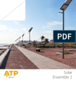 Atp Lighting Technical Data Sheet Solar Ensemble 2018