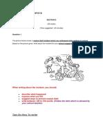 Essay Descriptive Pt3
