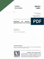 NB ISO-14001-2015 Sistema de Gestión Ambiental - Especificación con Orientación para su Uso.pdf