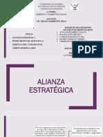Alianza Estratégica en la Gerencia del Cuidado