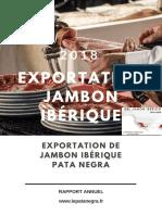 Comment Exporter Jambon Iberique Pata Negra