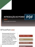 Introdução Ao PowerPoint 2007