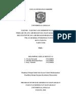 Pi -Lb Proposal