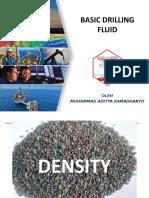 Basic Drilling Fluid Fix
