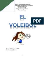 Educacion Fisica de Voivebol