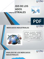 Analisis de Los Mercados Industriales