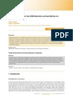 Tareas que Realizan Los Bibliotecarios Universitarios en Argentina.pdf