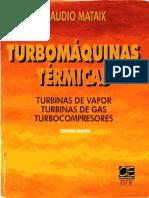 Turbomaquinas Termicas - C. Mataix (Dossat 3ra Ed)