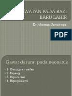 KEGAWATAN PADA BAYI BARU LAHIR.pptx