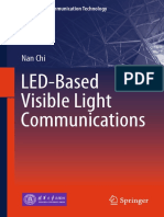 LED-Based Visible Light Communications