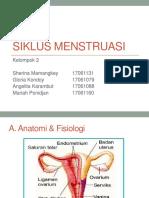 Siklus Menstruasi Pp